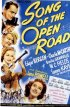 Постер «Song of the Open Road»