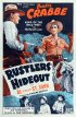 Постер «Rustlers' Hideout»