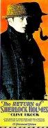 Постер «Возвращение Шерлока Холмса»