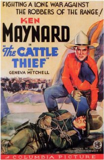 «The Cattle Thief»