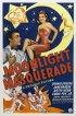 Постер «Moonlight Masquerade»