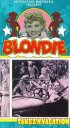 Постер «Blondie Takes a Vacation»