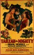 Постер «Тарзан могущий»