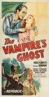 Постер «The Vampire's Ghost»