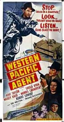 «Western Pacific Agent»
