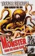 Постер «Монстр со дна океана»