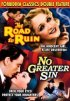 Постер «The Road to Ruin»
