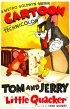 Постер «Мышонок и утенок против кота»