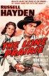 Постер «The Lone Prairie»
