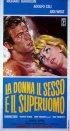 Постер «Женщина, секс и супермен»