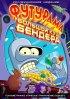 Постер «Футурама: Большой куш Бендера!»