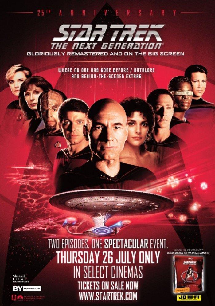 Скачать фильм звездный путь 6: неоткрытая страна (1991) через торрент.