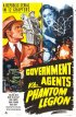 Постер «Government Agents vs Phantom Legion»
