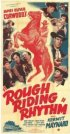 Постер «Rough Riding Rhythm»