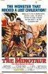 Постер «Тесей против Минотавра»
