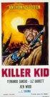 Постер «Убийца Кид»