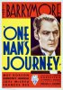Постер «One Man's Journey»