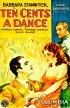 Постер «Танец за десять центов»
