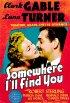 Постер «Где-нибудь я найду тебя»