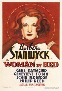 «Женщина в красном»