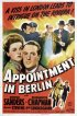 Постер «Appointment in Berlin»