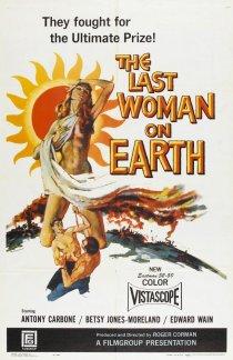 «Последняя женщина на Земле»
