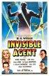Постер «Невидимый агент»