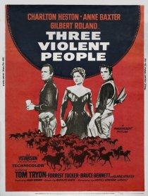 «Три жестоких человека»