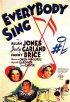 Постер «Поют все»
