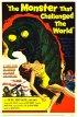 Постер «Монстр, который бросил вызов миру»