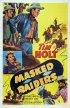 Постер «Masked Raiders»