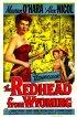 Постер «Рыжая из Вайоминга»