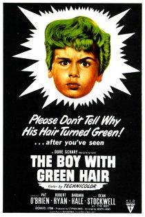 «Мальчик с зелеными волосами»