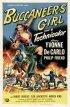 Постер «Дочь пирата»