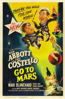 «Эбботт и Костелло летят на Марс»