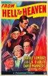 Постер «Из ада в рай»