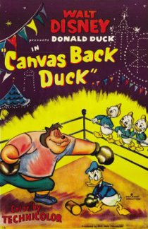 «Canvas Back Duck»