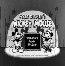 «Mickey's Man Friday»