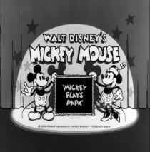 «Mickey Plays Papa»