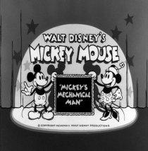 «Mickey's Mechanical Man»