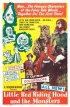 Постер «Красная Шапочка и Мальчик-с-пальчик против монстров»