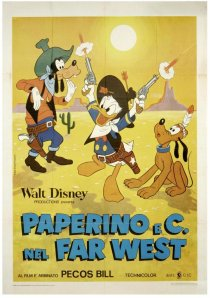 «Donald Duck Goes West»