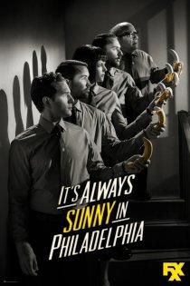 «В Филадельфии всегда солнечно»