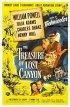Постер «Сокровище потерянного каньона»