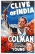 Постер «Клив из Индии»