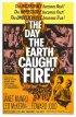 Постер «День, когда загорелась Земля»