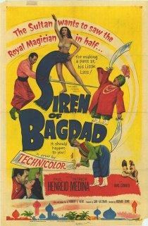«Siren of Bagdad»