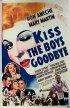 Постер «Kiss the Boys Goodbye»