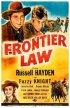 Постер «Frontier Law»