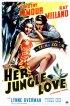 Постер «Her Jungle Love»